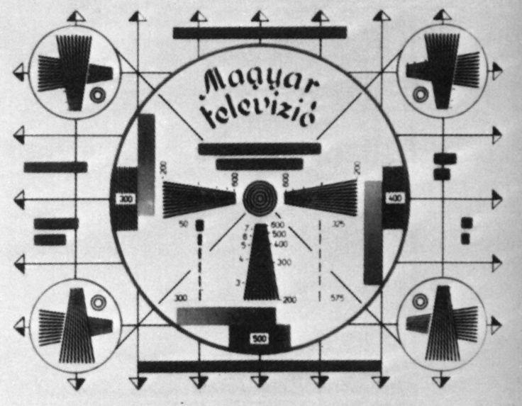 A Magyar Televízió első monoszkópja