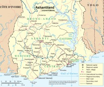 Ashanti are a nation and ethnic group native to Ashantiland and the Kingdom of Ashanti of south Ghana. Ashanti are the largest sub-grouping of the Akan people. Ashanti speak Ashanti a dialect of the Akan language. Prior to European colonization, the Ashanti people developed a large and influential empire, the Ashanti Empire along the Gulf of Guinea. The Ashanti later developed the powerful Ashanti Confederacy or Asanteman and became the dominant presence