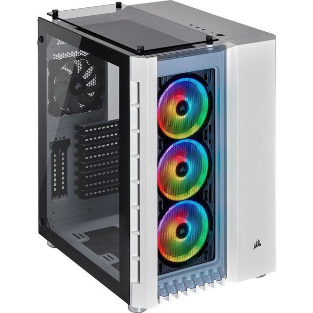 Check This Out On Newegg Thermaltake V200 Tempered Glass Rgb