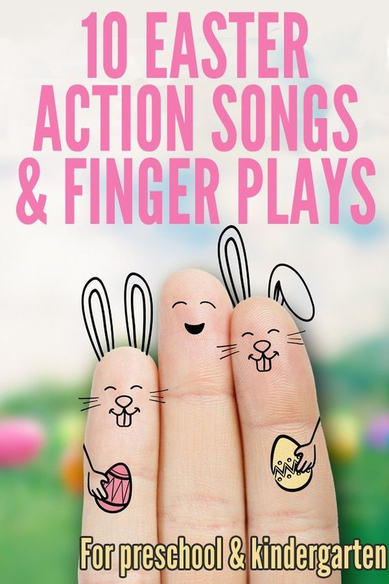 A fun collection of songs and rhymes for use in preschool and kindergarten, celebrating the joy of Easter.