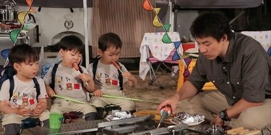 "Song Triplets Tackle Their Second Camping Adventure on ""Superman Returns"""
