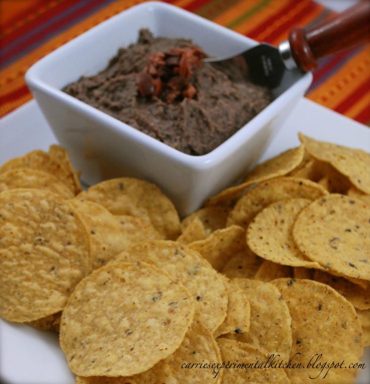 Black Bean & Kalamata Olive Hummus