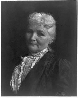 """Marry Harris """" Mother Jones""""  The most famous labor leader of the 19th century.   """"You don't need  a vote to raise hell'"""
