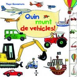 YAYO KAWAMURA. Quin munt de vehicles! Barcelona : Cruïlla, 2013. I*