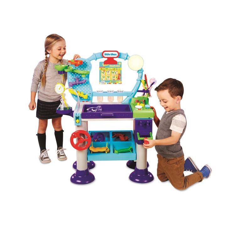 Mga Wonder Lab Chemistry Kit | Educational toys for kids ...