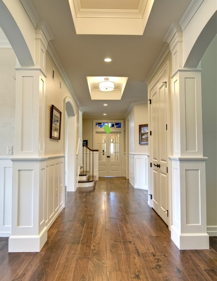Woodwork On Walls 1000+ images about basement ideas on pinterest