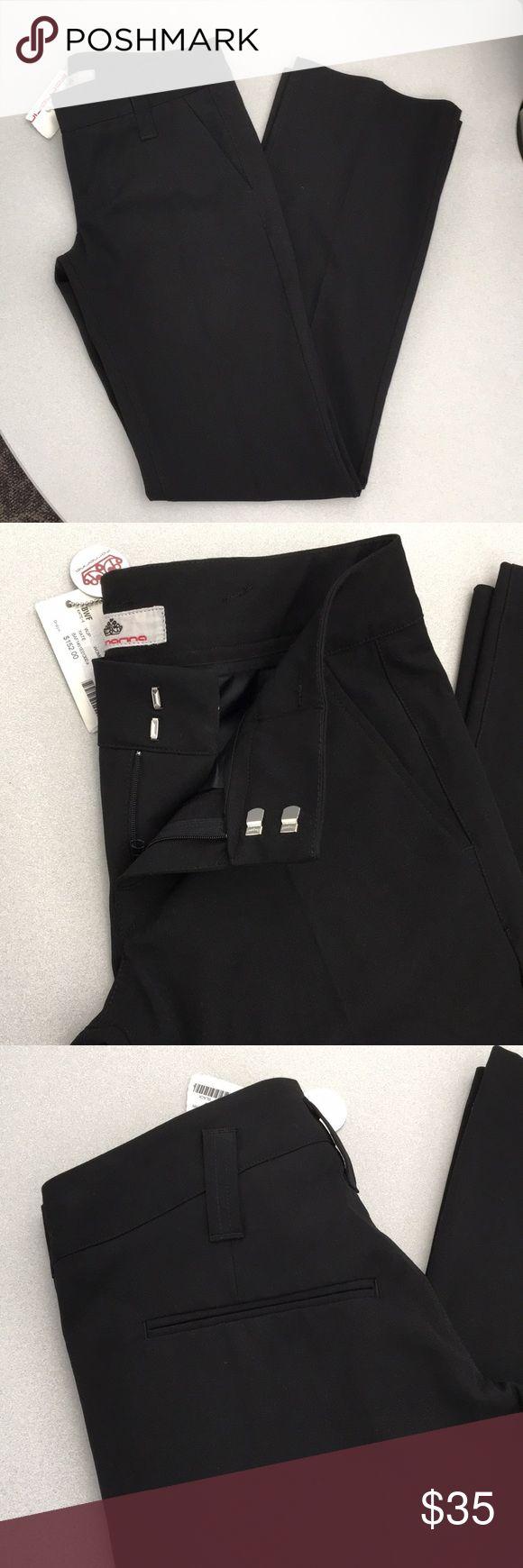 Women's dress pants Black, dressy women's pants 68% Polyester 3% Elasthan (same as spandex or Lycra) 29% Viscose (is a type of rayon) Fornarina Women Pants