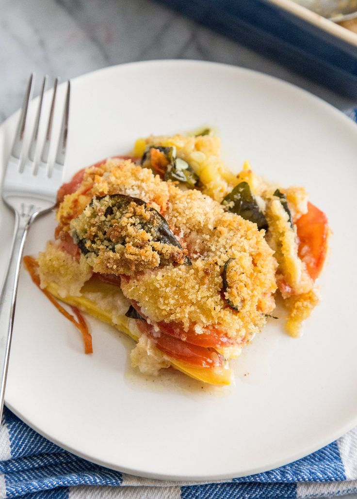 Recipe: Tomato and Squash Gratin — Side Dish Recipes from The Kitchn