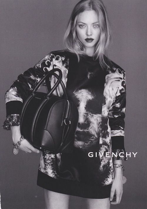 Amanda Seyfried for Givenchy AW13
