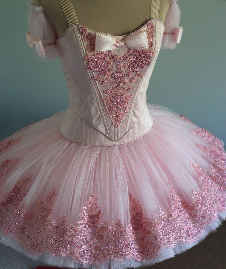 Pink tutu dress designer