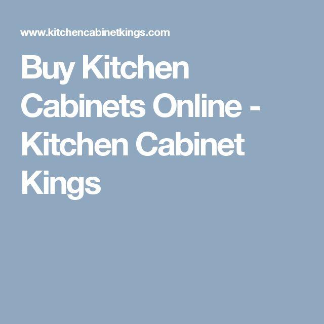 Buy Kitchen Cabinets Online - Kitchen Cabinet Kings