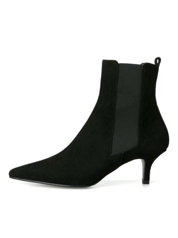 ff71a66f59b LOIRET LIR 604 Suede Boots - Black | Capsule Wardrobe 2019 ...