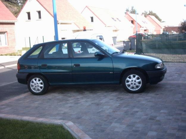 Vauxhall Astra 1.6 GLS