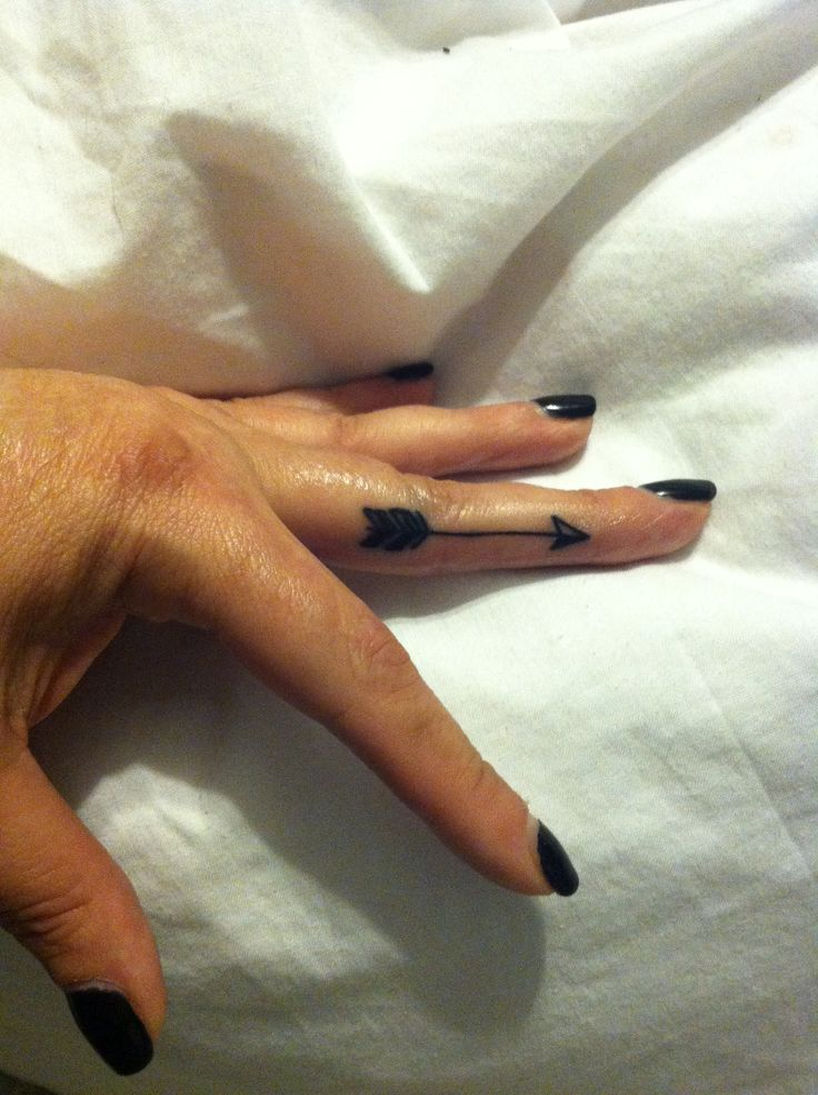 Finger tattoos fade easily...just touched up
