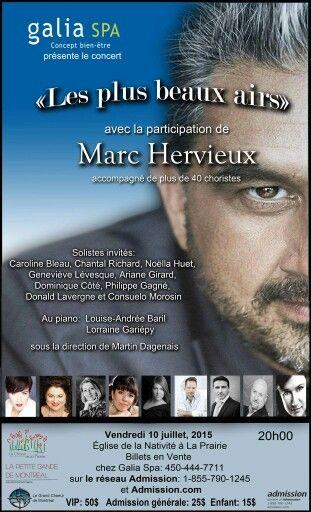 Opéra Gala à La Prairie le 10 juillet @20:00. J'y chanterai Rossini en solo, Mozart en trio et Delibes en duo.
