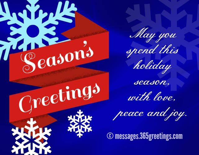Happy Holiday Wishes, Greetings and Messages Messages, Greetings and Wishes - Messages, Wordings and Gift Ideas