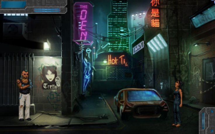cyberpunk games