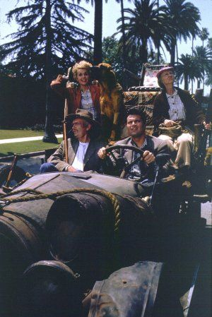 The Beverly Hillbillies (TV Show Trivia and Cast Information)