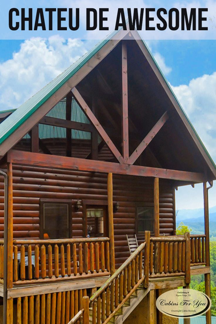 86 best 3-5 Bedroom Cabins Tennessee images on Pinterest