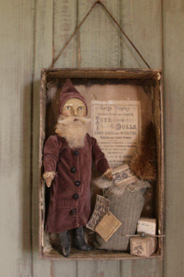 Dru Ann folk art offerings http://www.picturetrail.com/cinnamoncreek