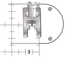 How to sew a quarter-inch seam 1