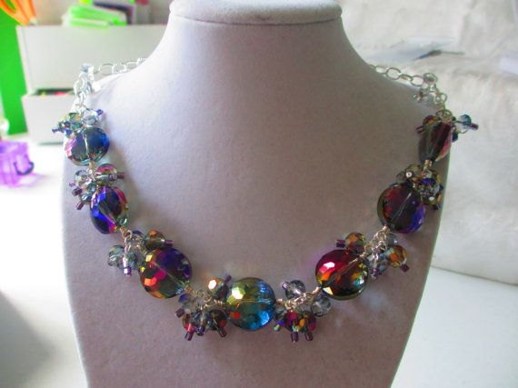 Rainbow by WolfCreekCreations on Etsy, $40.00