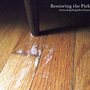 Scuff Marks On Laminate Wood Floors