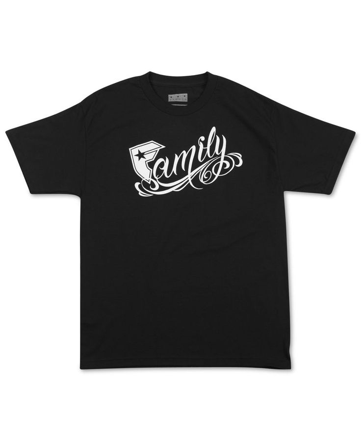 Famous Stars and Straps New Family Men's T-Shirt