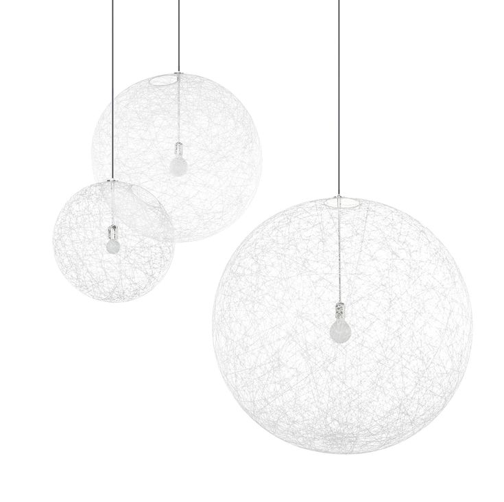 Random Light Pendant by Moooi | ulmolra-l-b