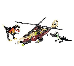 LEGO Dino Attack T-Rex | Lego Dino Attack T-1 Typhoon vs T-Rex by Discovery — QVC.com