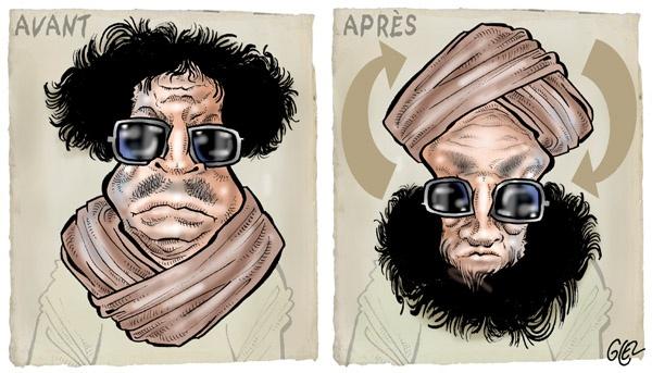AQLI : Al-Qaïda en Libye islamique ? LŒIL DE GLEZ Jeudi 25 Avril 2013 | Jeuneafrique.com - le premier site dinformation et dactualité sur lAfrique