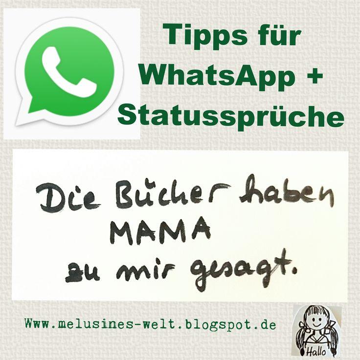 Top Whatsapp Statusmeldungen für Bücherfreunde, für Mädchen, Spruch Buch, Bücher