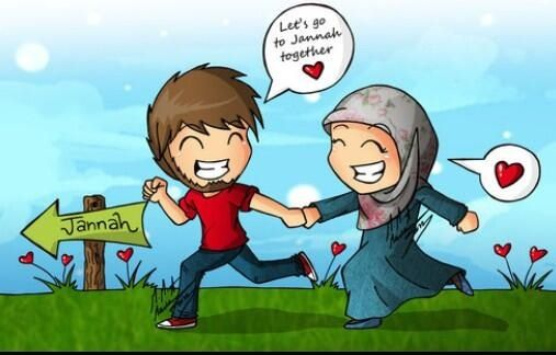 Live your life in such a way where you both strive hard to go to Jannah together, Insha'Allah. www.professionalmuslim.com