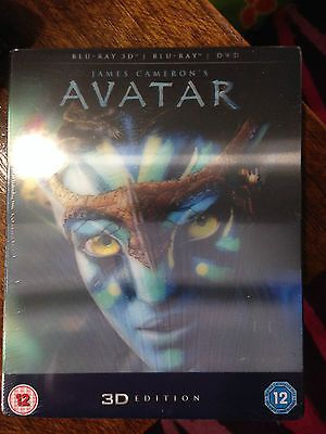 #Avatar 3d blu ray #sealed,  View more on the LINK: http://www.zeppy.io/product/gb/2/252208845240/