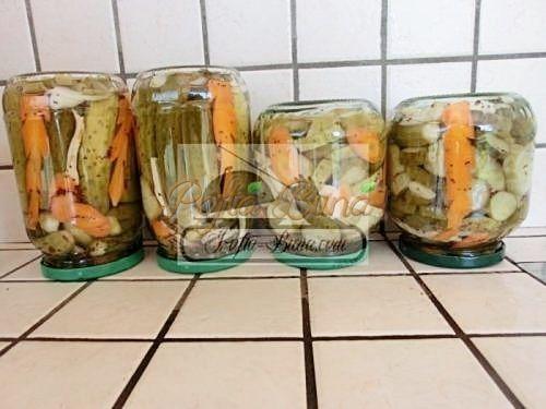 CASTRAVETI LA OTET PENTRU IARNA (fara conservanti)