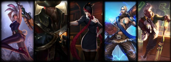 League of Legends: Which Champions are Strongest When Mastered? - May 2016 | NERFPLZ.LOL