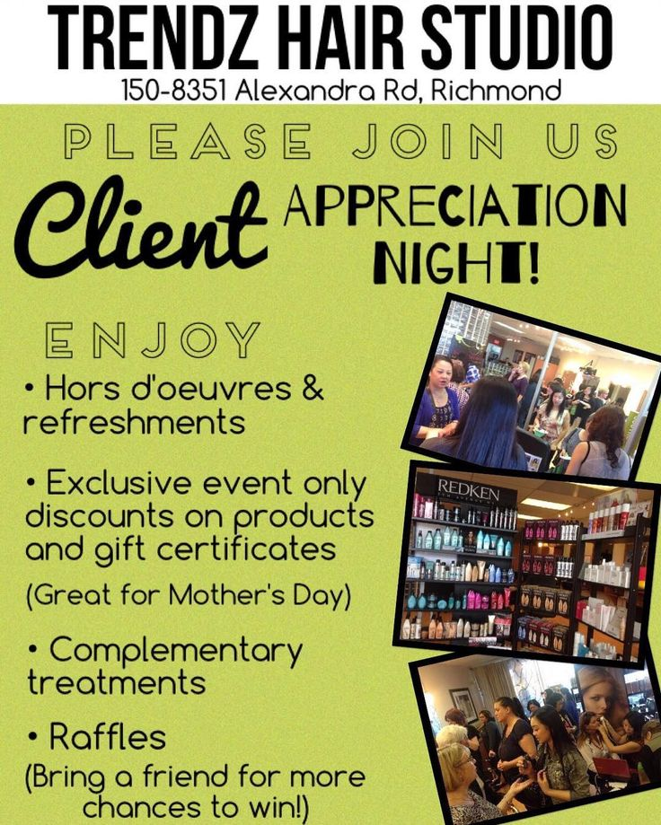 On April 25th from 5:00pm to 8:00pm we are hosting an open house/ customer appreciation event at the salon. If you are a current client or someone new who is interested in our services come check us out!!!! by jvnaildesign