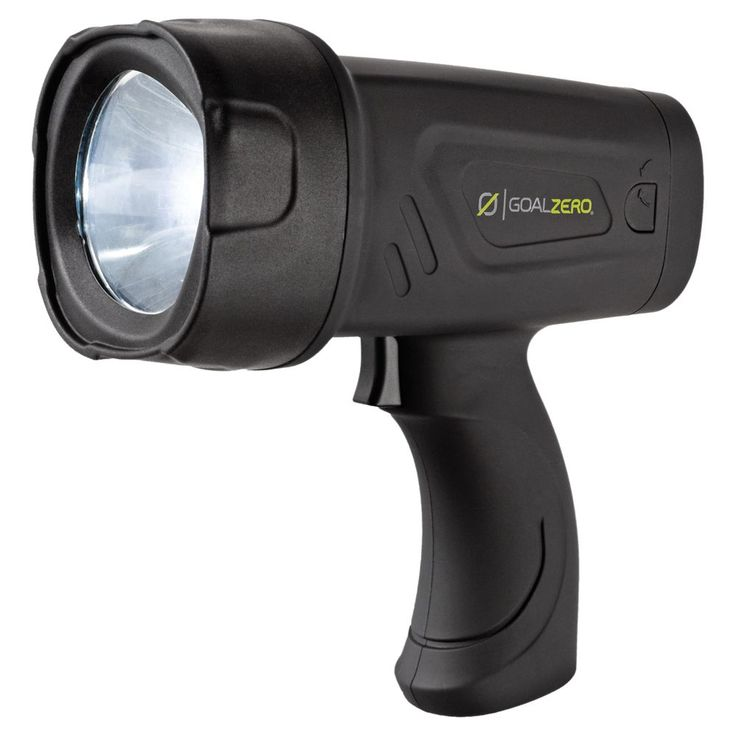 Emergency Rechargeable Handheld Spotlight | National Geographic Store