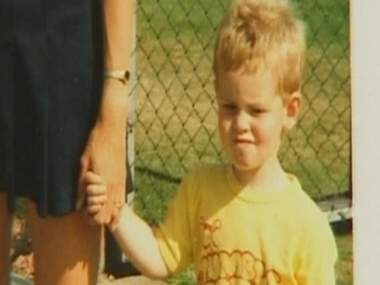 Young Andy Murray