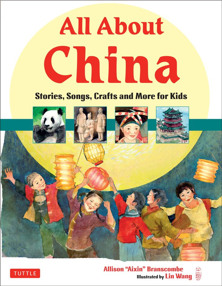 """2015 Moonbeam Medalist. """"Take the whole family on a whirlwind tour of Chinese history and culture with this delightfully illustrated book that is packed with stories, activities and games. Travel from the stone age through the dynasties to the present day with songs and crafts for kids that will teach them about Chinese language and the Chinese way of life."""" @tuttlebooks"""