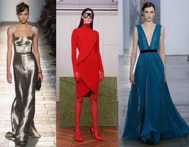 Модные женские платья сезона «Зима-2018» - http://god-2018s.com/moda/modnye-zhenskie-platya-sezona-zima-2018