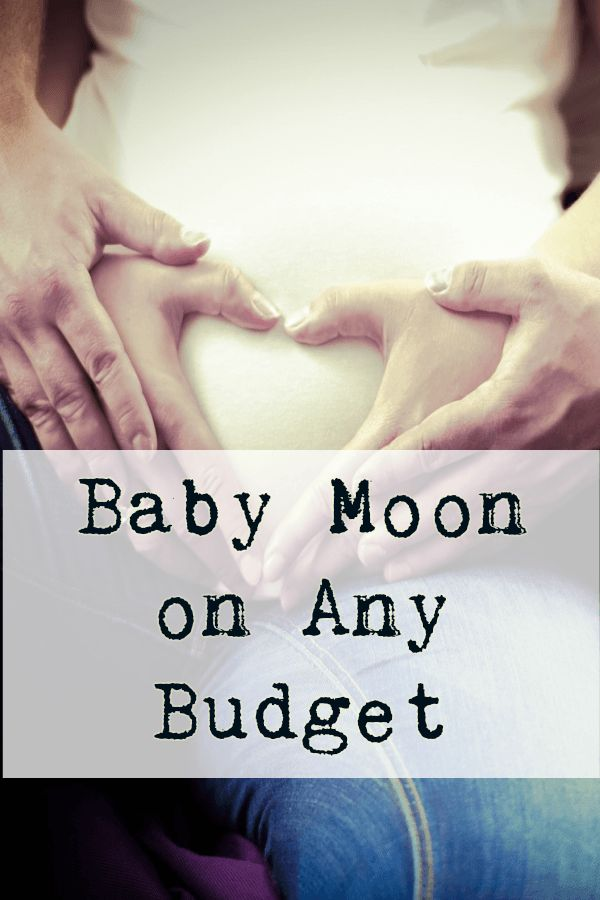 I love the idea of going on a baby moon. One last trip away just the two of you without worrying about any babies left at home. However with everything we need to get ready