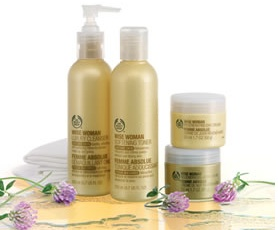 Pamper the Wise Woman in your Life this Mother's Day with The Body Shop