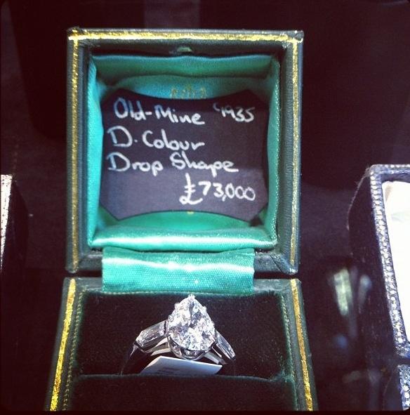 Sell My Diamond Ring Hatton Garden