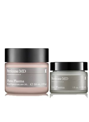 Total Antiaging Duo. Prevenir el envejecimiento gracias a la tecnología Plasma. Ideal para todo tipo de piel a partir de los 30. Cold Plasma (30ml) y Photo Plasma (59ml).
