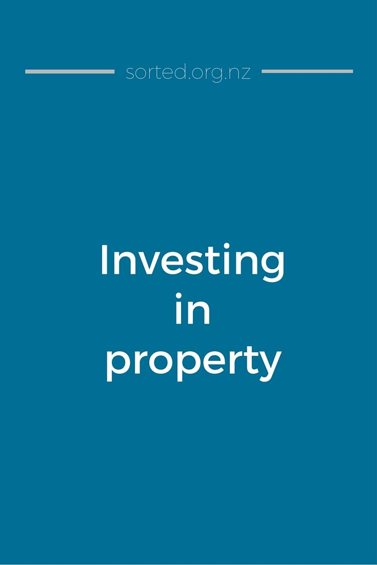 The difference between an investment property and our own home is that we earn an income from it.