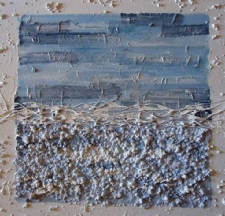 """Saatchi Art Artist Rita Scarpelli; Painting, """"seagulls"""" #art"""