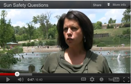 Sun Safety Tips for kids in the summer  http://myboonehealth.com/2012/07/09/sun-safety-q-a/
