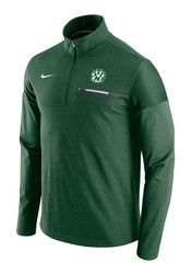 Nike NW Mo State Bearcats Mens navy Elite Coaches 1/4 Zip Performance Pullover