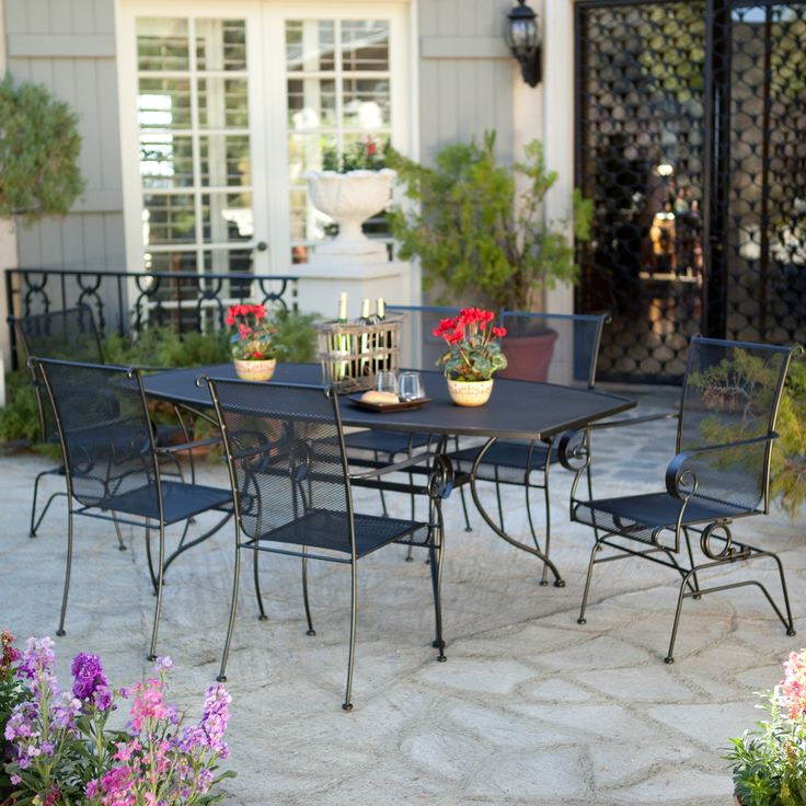 Commercial Outdoor Dining Furniture 38 best patio furniture & accessories - patio furniture sets